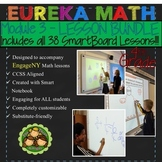 Eureka Math/Engage NY 4th Grade Module 3 LESSON BUNDLE #1 (Lessons 1-19)