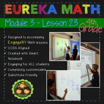 Eureka Math/Engage NY 4th Grade Module 3 Lesson 23