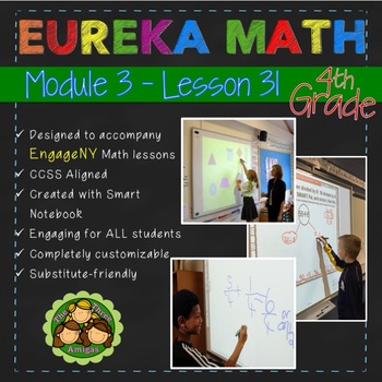 Eureka Math/Engage NY 4th Grade Module 3 Lesson 31
