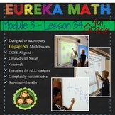 Eureka Math/Engage NY 4th Grade Module 3 Lesson 34