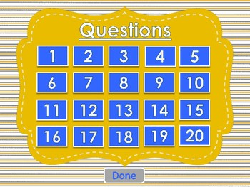 Eureka Math/ Engage NY 5th Grade Module 4 Mid-Module Review PPT Game