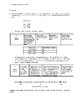Eureka Math / Engage NY 6th Grade Pre-Assessment Module 3