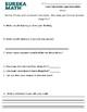 Eureka Math / Engage NY Application Problem- Module 4