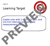 Eureka Math/Engage NY Complete Module 6 Powerpoint Lessons