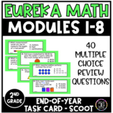 Eureka Math Engage NY Second Grade End-of-Year Assessment
