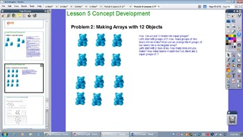 Eureka Math / Engage NY Grade 2, Module 1, Lessons 1-5