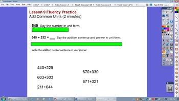 Eureka Math / Engage NY Grade 2, Module 5, Lessons 6-10