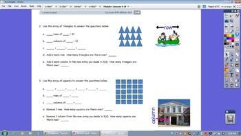 Eureka Math / Engage NY Grade 2, Module 6, Lessons 6-10