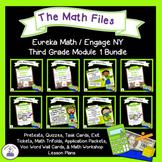 Eureka Math Engage NY Grade 3 Module 1 Bundle