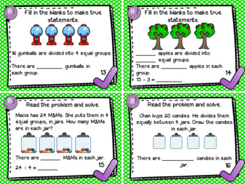 Eureka Math Engage NY Grade 3 Module 1 Task Cards