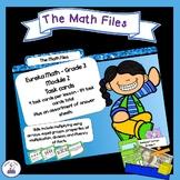 Eureka Math Engage NY Grade 3 Module 2 Task Cards