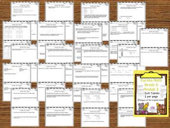 Eureka Math Engage NY Grade 3 Module 3 Bundle
