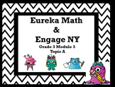 Eureka Math / Engage NY Grade 3 Module 3 Topic A