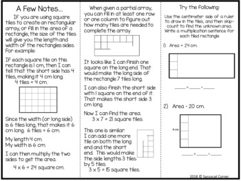 Eureka Math Engage NY Grade 3 Module 4 Trifolds