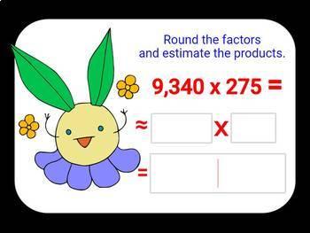 Eureka Math Engage NY Grade 5 Module 2 Digital Boom Card Bundle 17 decks