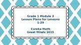Eureka Math/Engage NY Great Minds Grade 1 Module 2 Lesson
