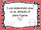 Eureka Math Engage NY  I Can Statements Third Grade - Module 4