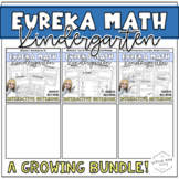 Eureka Math (Engage NY) Interactive Notebook | GROWING BUN