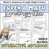Eureka Math (Engage NY) Interactive Notebook | Module 3 [K