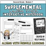 Eureka Math (Engage NY) Interactive Notebook | Module 7 [2