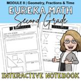 Eureka Math (Engage NY) Interactive Notebook | Module 8 [2