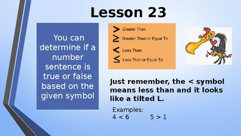 Eureka Math (Engage NY) Introductory PowerPoint - Gr 6, M4, TG - Equations