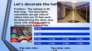 Eureka Math (Engage NY) Introductory PowerPoint - Gr 6, Mod1 Ratios
