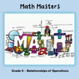Eureka Math (Engage NY) Introductory PowerPoint - Gr 6, Module 4