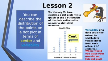 Eureka Math (Engage NY) Introductory PowerPoint - Gr 6, Module 6 - Statistics