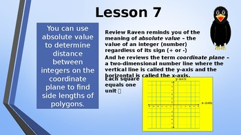 Eureka Math (Engage NY) Introductory PowerPoint - Gr 6,Module5,Topic B-polygons