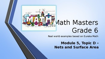 Eureka Math (Engage NY) Introductory PowerPoint - Gr 6,Mod