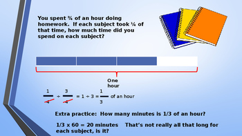 Eureka Math (Engage NY) Introductory PowerPoint - Gr6, Mod2 Arithmetic