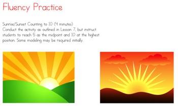 Eureka Math/ Engage NY Kindergarten Module 1 Lesson 30