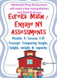 Eureka Math / Engage NY  Kindergarten Module 3 Measurement