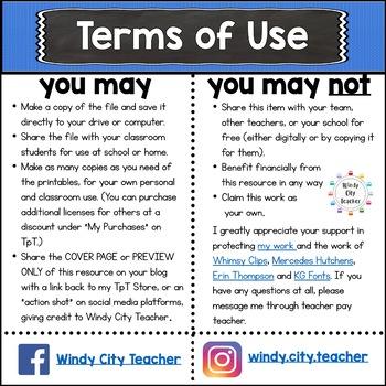 Eureka Math / Engage NY - Math Focus Wall Headings Kindergarten Chalk SPANISH