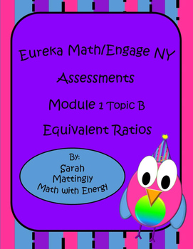 Eureka Math Engage NY Module 1 Topic B Assessments