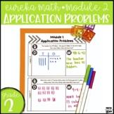 Eureka Math / Engage NY Module 2 Application Problems - 2nd Grade