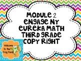 Eureka Math / Engage NY Module 2 Grade 3 Lessons 1-21