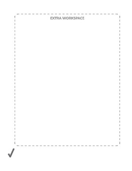 Eureka Math/Engage NY - Module 1 Lessons 1-16 Cornell Notes