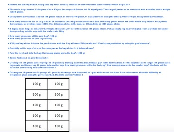 Eureka Math/ Engage NY Module 2 Topic B Flipchart