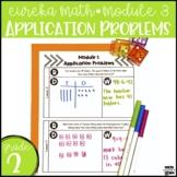 Eureka Math / Engage NY Module 3 Application Problems - 2nd Grade
