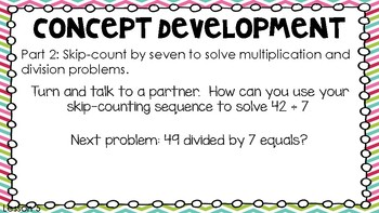 Eureka Math / Engage NY Module 3 Grade 3 LESSONS 1-10