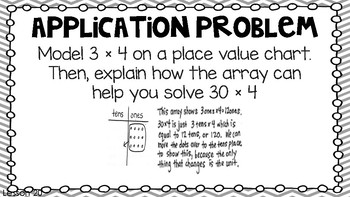 Eureka Math / Engage NY Module 3 Grade 3 LESSONS 11-21
