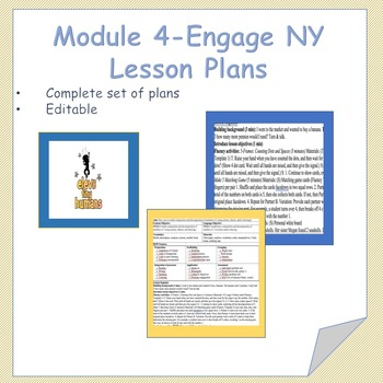 Eureka Math (Engage NY) Module 4 Lesson Plans