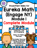 (Complete Module 1) Eureka Math (Engage NY) PowerPoint Slides