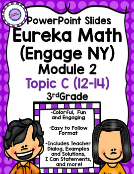 Eureka Math (Engage NY) PowerPoint Slides for Module 2 Topic C