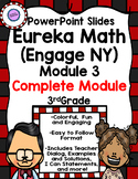 Eureka Math (Engage NY) PowerPoint Slides for Module 3 (Co
