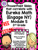 Eureka Math (Engage NY) PowerPoint Slides for Module 5 Lesson 1