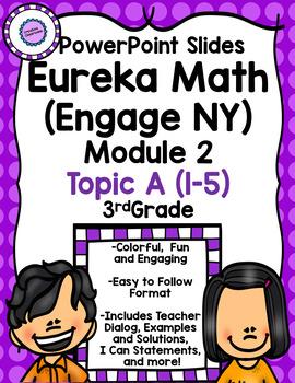 Eureka Math (Engage NY) Module 2 Topic A PowerPoint Slides