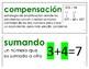 Eureka Math / Engage NY - SPANISH Vocabulary 2nd Grade Module 5 - GREEN Font